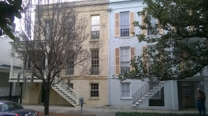 Savannah Rowhouse