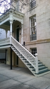 Savannah Staircase
