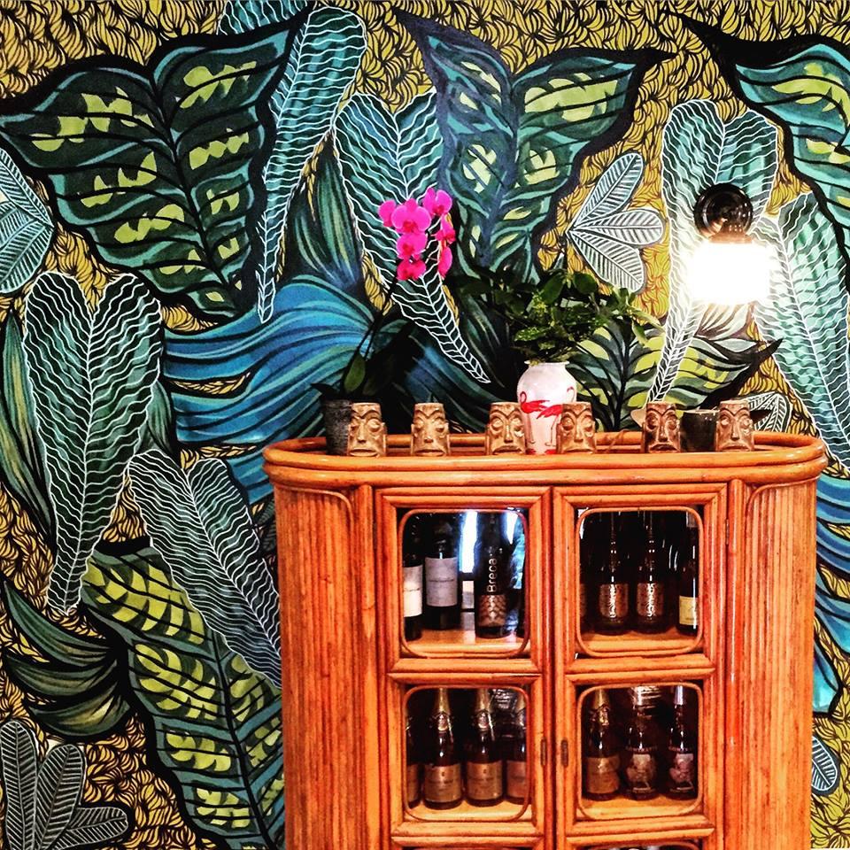 floridian wall shot